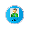Create single vCard file for each Outlook Contact