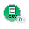 create csv file for contacts