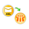 convert dxl to nsf file