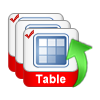 export tables