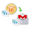 convert contacts to gmail