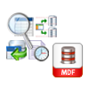 view mdf file details