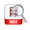 open and view mdf file