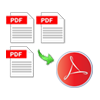 merge multiple pdf files
