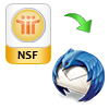 NSF to Thunderbird