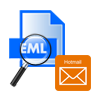 Hotmail EML File Reader