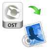 Import OST to Apple Mail
