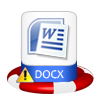 recover docx file