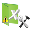 resolve xlsx corruption