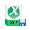 save recovered xls file