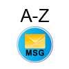 sort msg file attributes