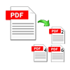 split pdf by even pages