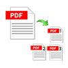 split pdf file by pages