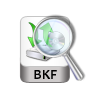 open and view bkf file