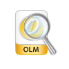open and view olm file