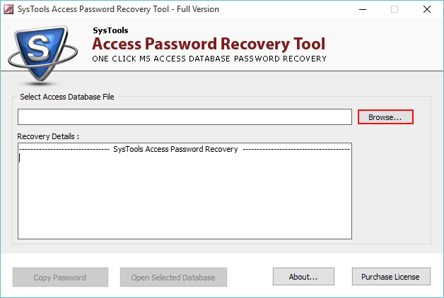 access password remover