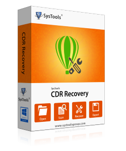 CorelDRAW CDR File Recovery Tool
