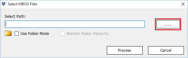 Options to Select Netscape Mac OS X mails