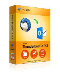 thunderbird to pst box