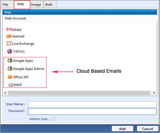 cloud email forensics