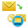 Export EML Files in Bulk