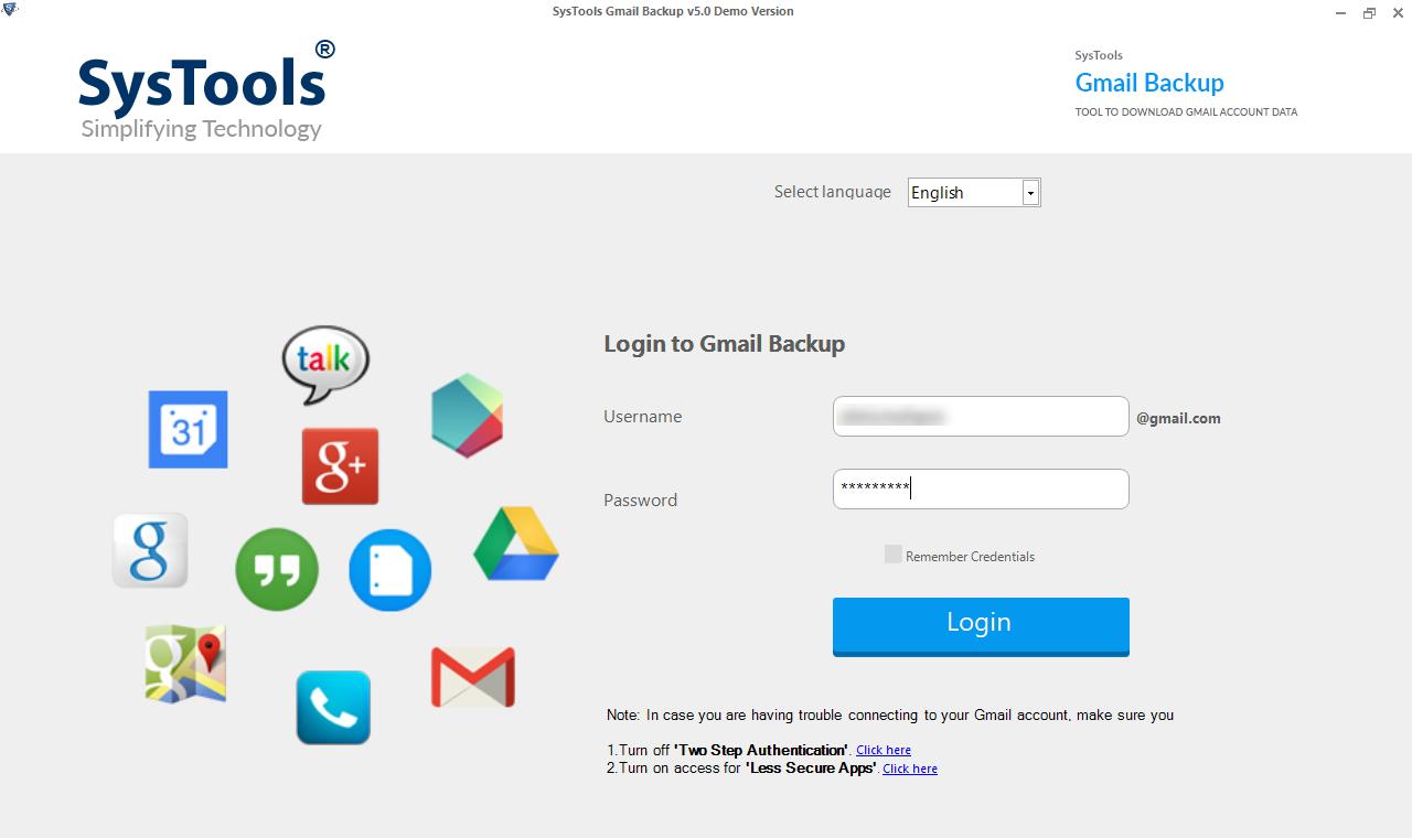 Backup Google Drive Tool