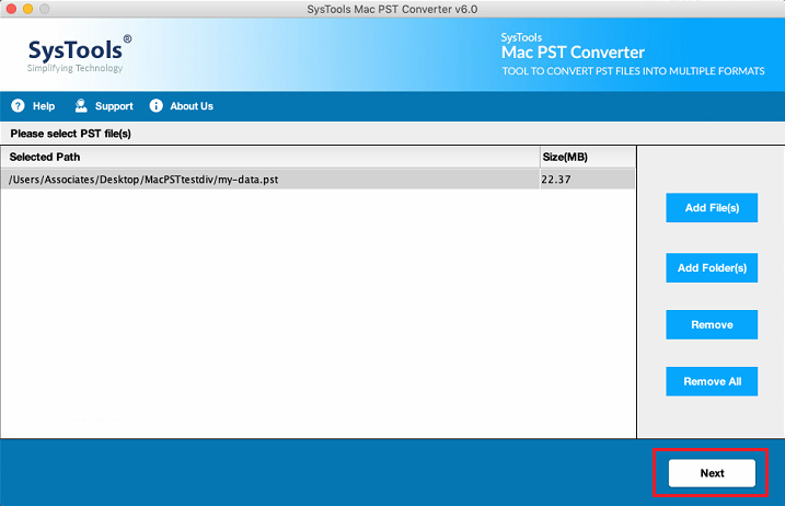7 - Learn Proven Techniques to Convert PST to PDF on Mac