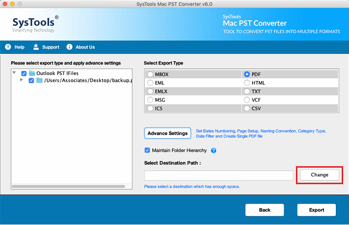pdf 5 - Learn Proven Techniques to Convert PST to PDF on Mac