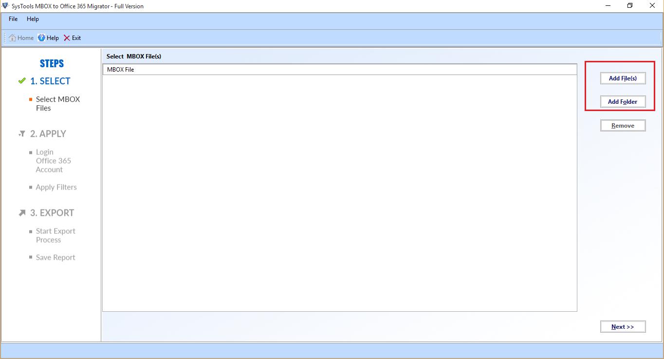 добавить файлы