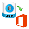 Move Multiple MBOX into Office 365