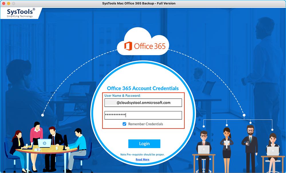 backup Office 365 mailbox mac