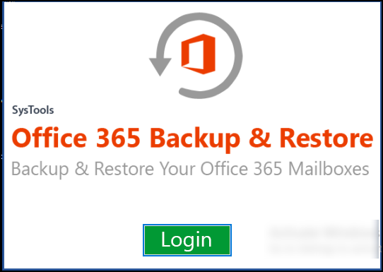 Run Office 365 Backup