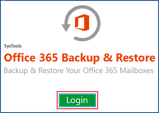 Run Office 365 Backup