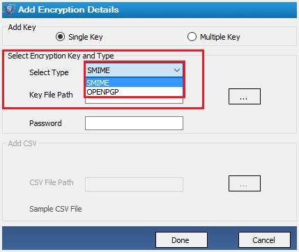 Remove Outlook Email Encryption