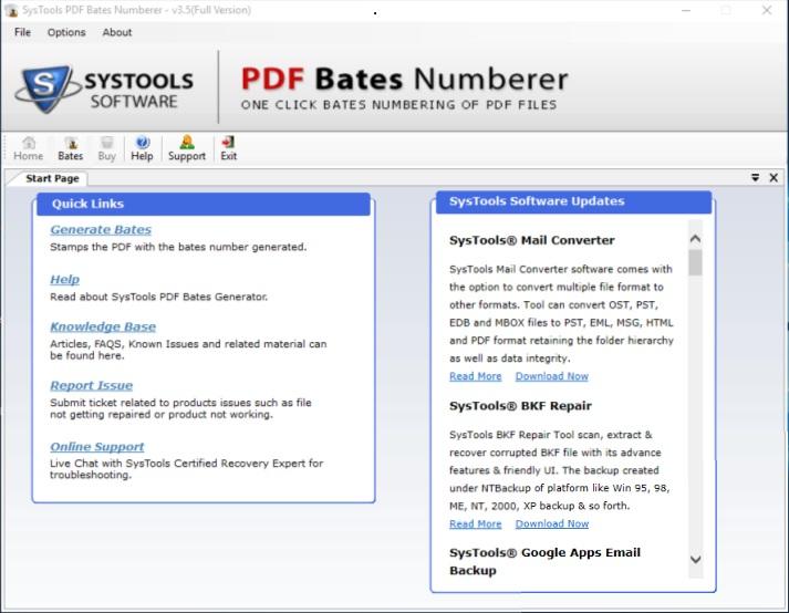 adobe pdf bates numbering tool