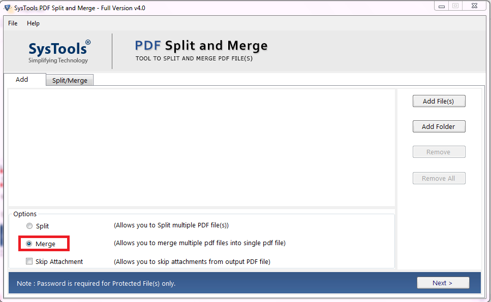 how to merge multiple pdf files into one offline