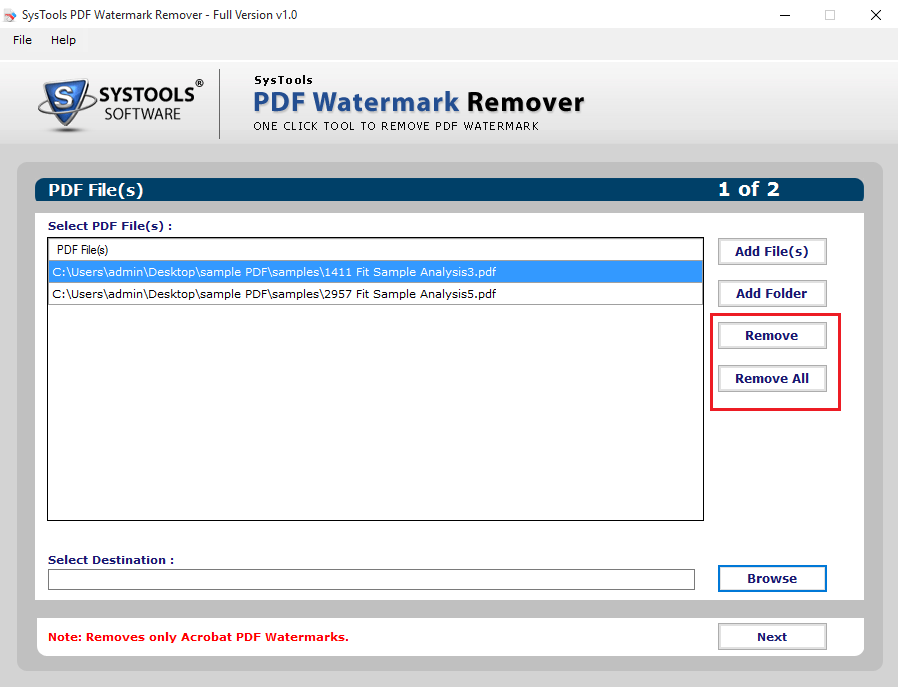remove-selected-pdf-file