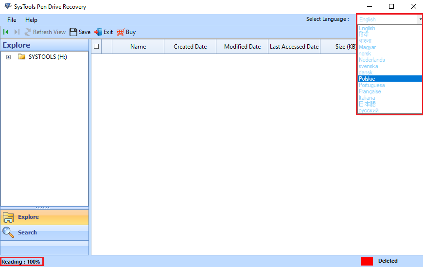 recover corrupted data from pen drive