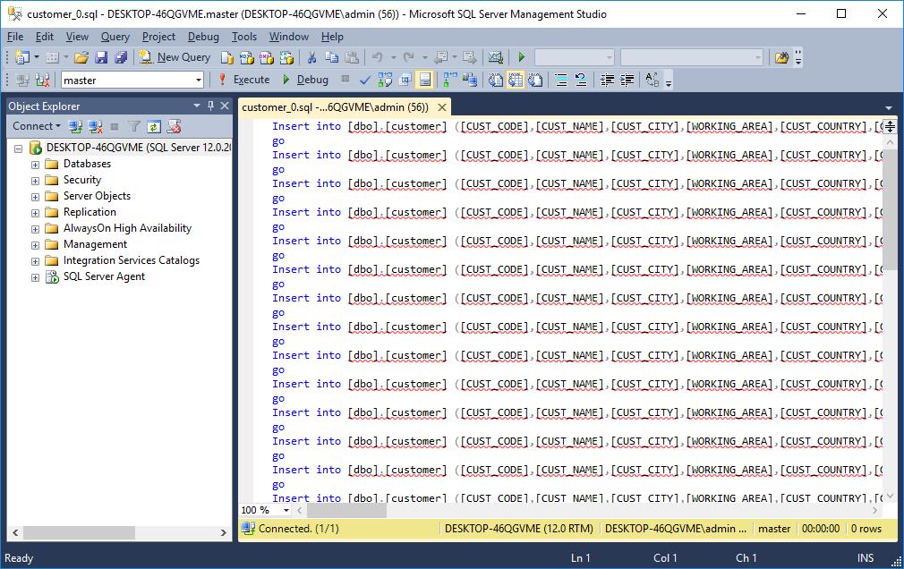 preview sql file