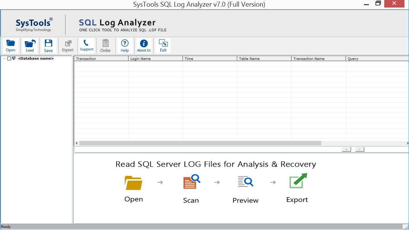 sql log analyzer