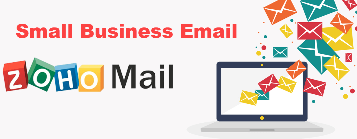 Zoho Small Business Email
