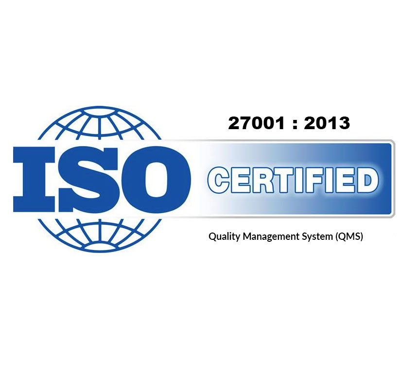 SysTools ISO 9001:2015 Certified
