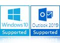 Windows 10/Outlook 2019