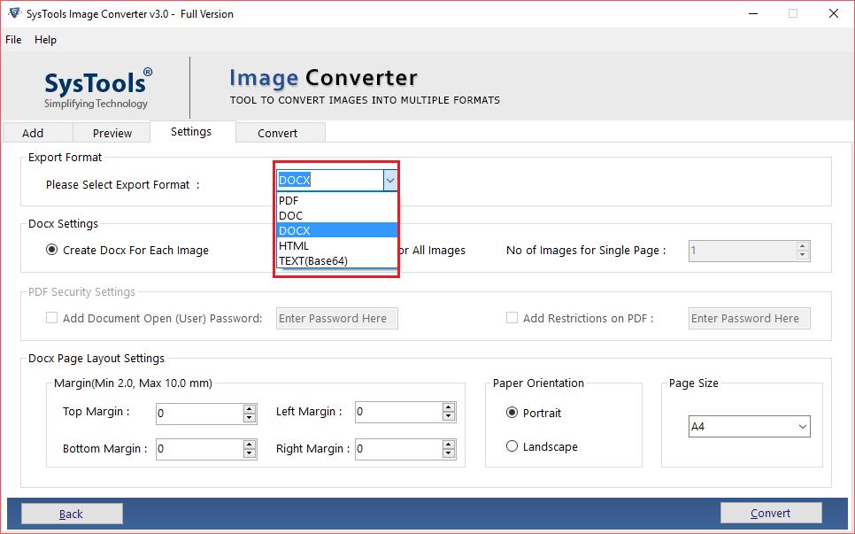 SysTools Image Converter