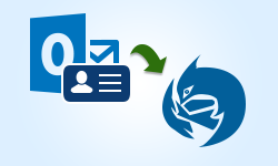 Methods to Import Microsoft Outlook Contacts to Mozilla