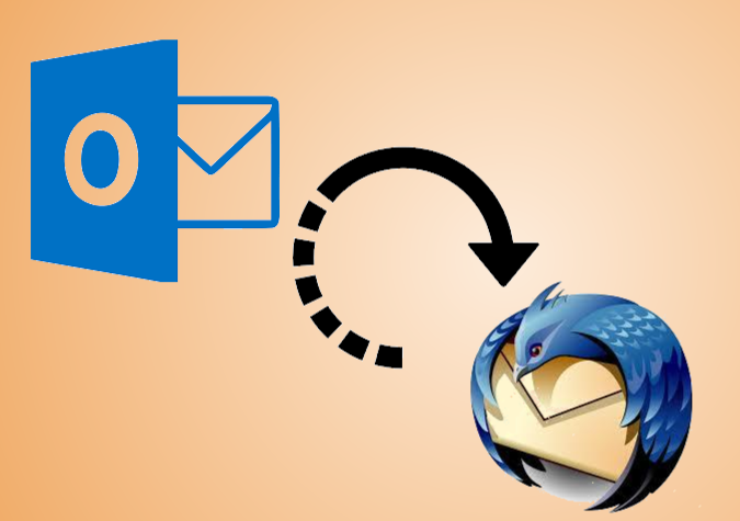 Import PST To Thunderbird Using PST To Thunderbird Converter