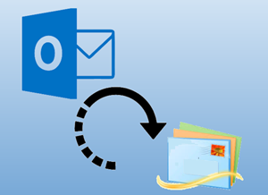 Import PST Contacts To Windows Live Mail