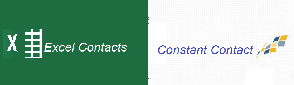 Import Excel Contacts to Constant Contact