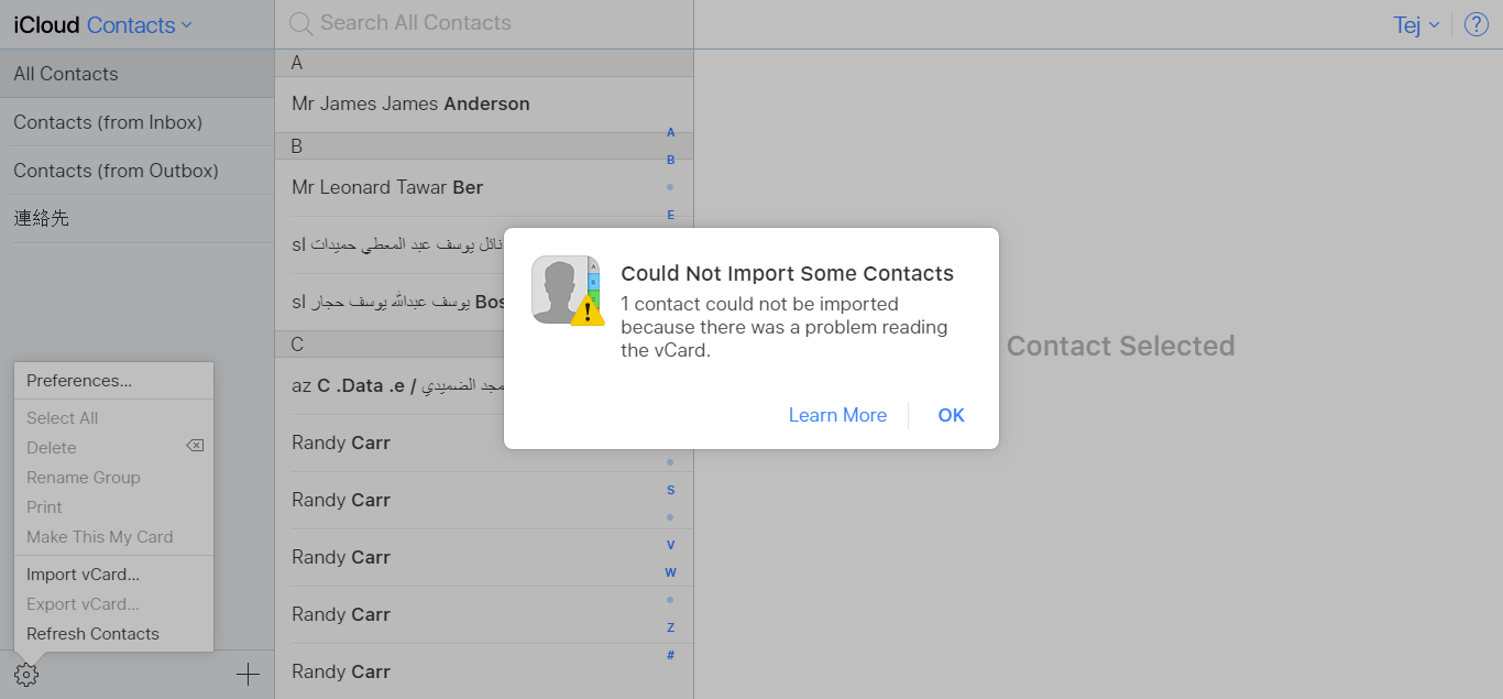 Export iPhone Contacts to Excel Free - Best Solution Ever