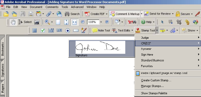 How To Add Signature To PDF Files: Find Out Here